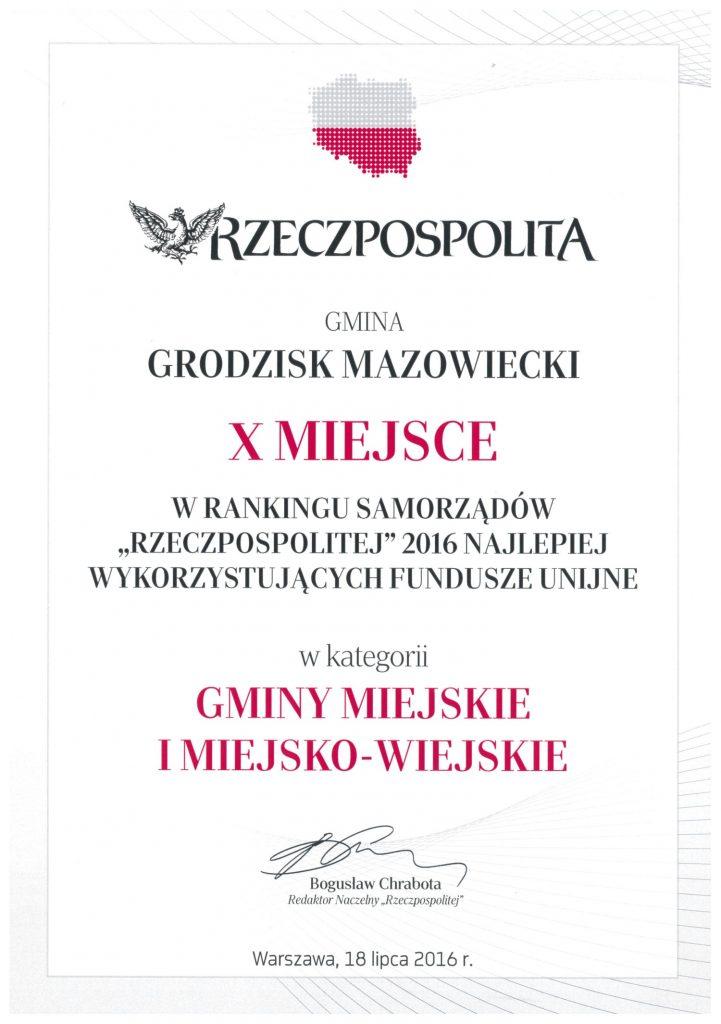 Dyplom RP