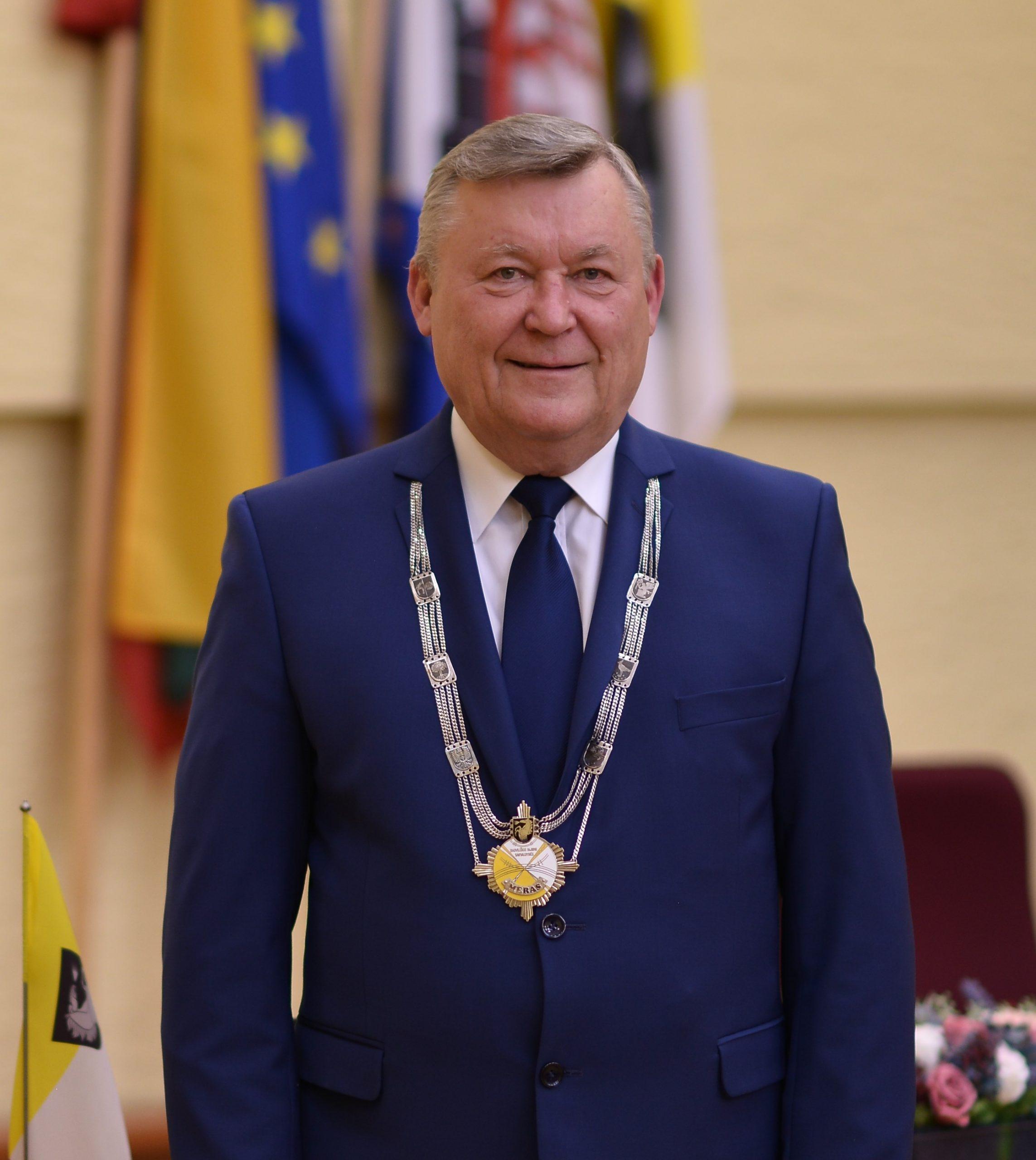 Burmistrz Radwiliszek