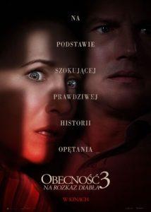 """""""Obecność 3""""  - w kinie od 25.06"""