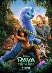 Raya i ostatni smok - Disney premierowo