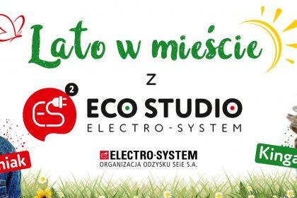 Plakat Eco Studio