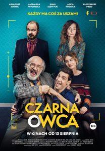 Czarna owca - polska produkcja w kinie CK