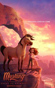 Mustang z Dzikiej Doliny: Droga do wolności - animacja dla dzieci
