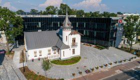 Budynki Willi Niespodzianka oraz Ratusza