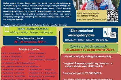 Plakat Eko-zbiórki