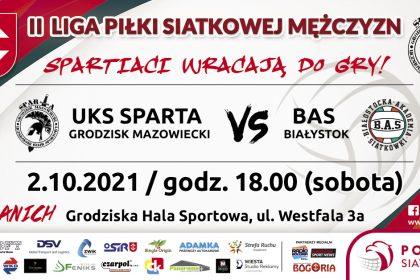 Plakat meczu Sparty